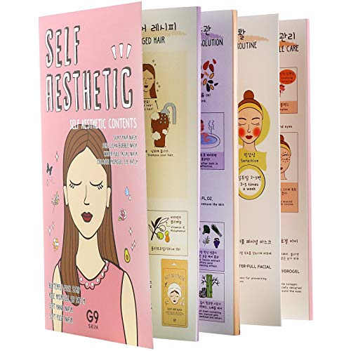 G9Skin - G9skin Self Aesthetic Set, 8 Sheets