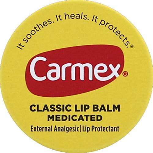 Carmex - Classic Lip Balm Medicated
