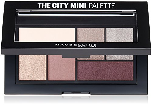 Maybelline - The City Mini Eyeshadow Palette Makeup, Matte About Town