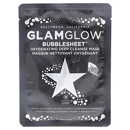 Glamglow - Bubblesheet Oxygenating Deep Cleanse Mask