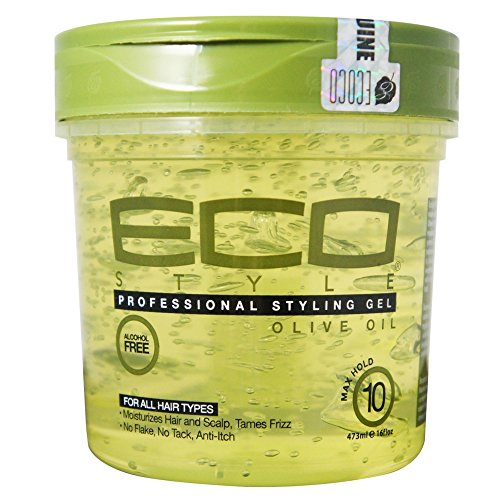 Nvey eco - Eco Professional Styling Gel Olive Oil,16 Ounce(pack of 2)