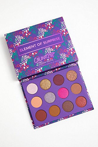 ColourPop - ColourPop - Pressed Powder Shadow Palette - Element of Surprise