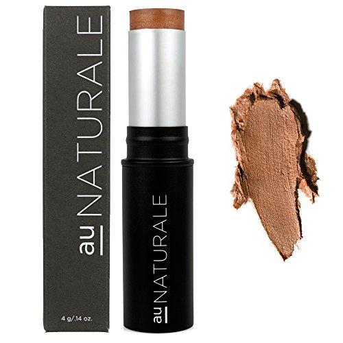 Au Naturale - Au Naturale Luminous Creme Bronzer Stick in Caramel | Made in the USA | Organic | Vegan | Cruelty-free | Cream