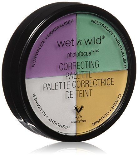 Wet Wild - Coverall Correcting Palette