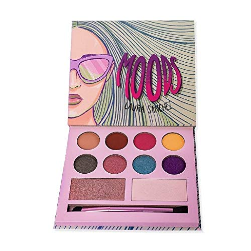 Laura Cosmetics - Moods Eyeshadow and Highlighter Palette