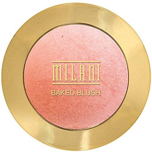 Milani - Milani Baked Powder Blush, Luminoso [05] 0.12 oz (Pack of 4)