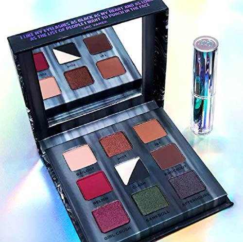 Urban Decay - Urban Troublemaker Eyeshadow Palette and Travel Size Mascara