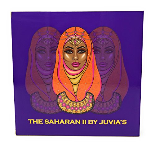 Juvia'S Place - The Saharan II Palette
