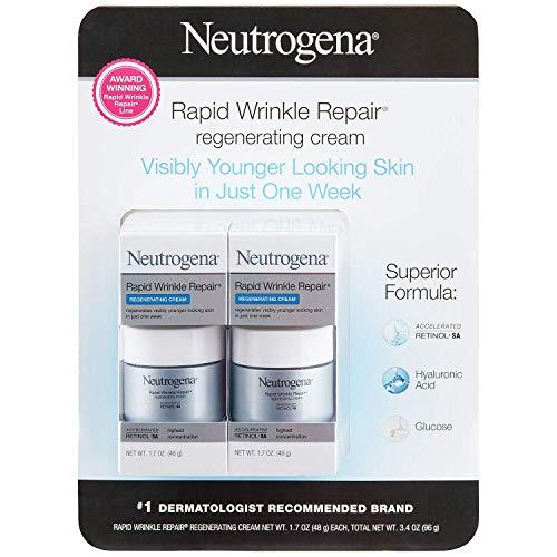 Neutrogena - Rapid Wrinkle Repair Retinol Anti-Wrinkle Regenerating Face Cream