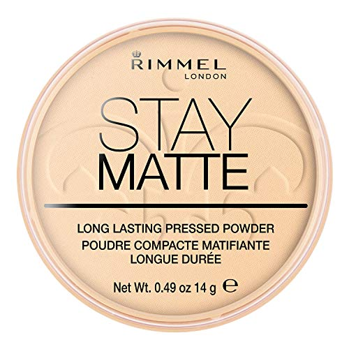 Rimmel - Rimmel Stay Matte Pressed Powder