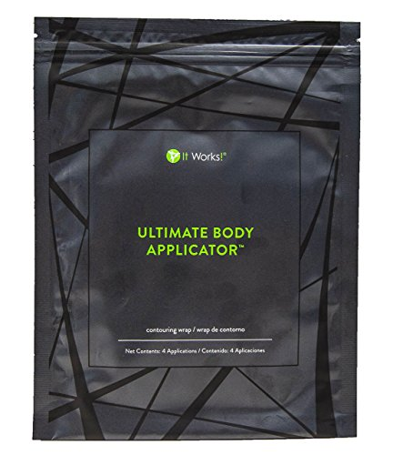 It Works - It Works Ultimate Body Applicator - Box of 4 Wraps