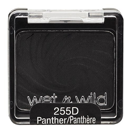 Wet N' Wild - Wnw Coloricon Shdw Sng Pa Size .06 O Wet N Wild Coloricon Shadow Sng 255d Panther 0.06oz