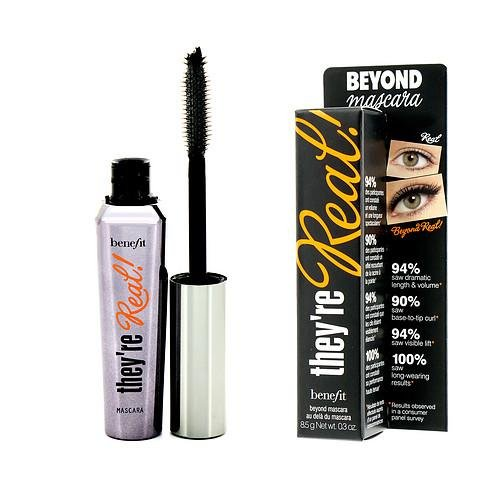 Benefit Cosmetics - they're real! mascara