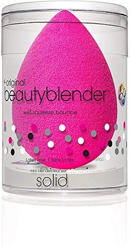 Beautyblender - Original Blender Sponge + Mini Solid Cleanser Kit