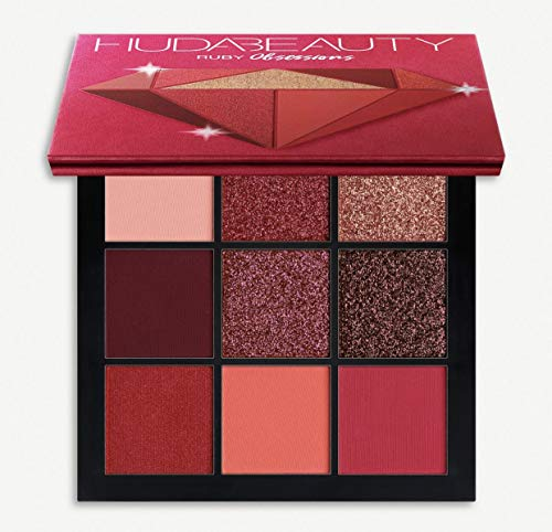 Huda Beauty - Huda Beauty Obsessions Palette Ruby [parallel import goods]