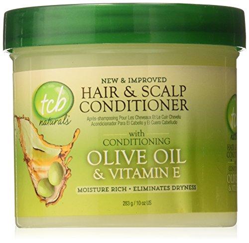 TCB Naturals - TCB Hair & Scalp Conditioner