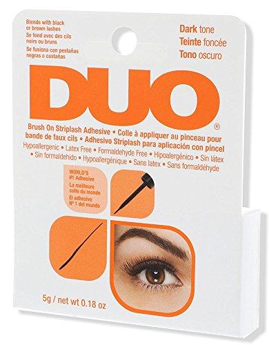 DUO - Duo Brush On Striplash Adhesive Dark Tone 5g by Duo