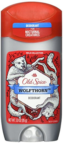 Old Spice - Deodorant, Wolfthorn