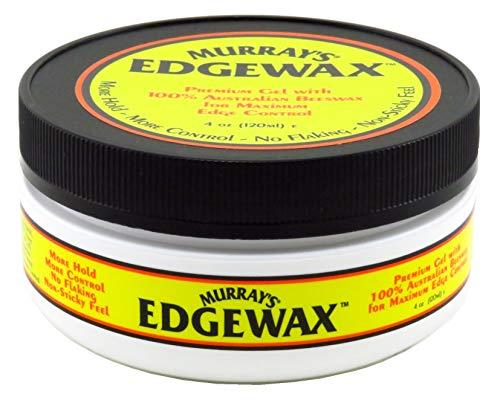 Murrays - Murrays Edgewax Gel 4 Ounce Jar (120ml) (6 Pack)