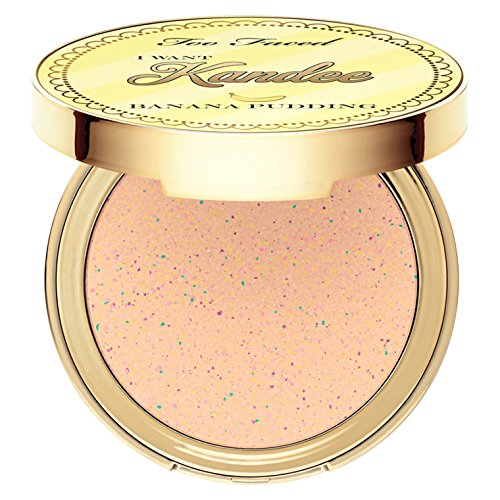 Toofaced - Too Faced Cosmetics - I Want Kandee Banana Pudding Brightening Face Powder