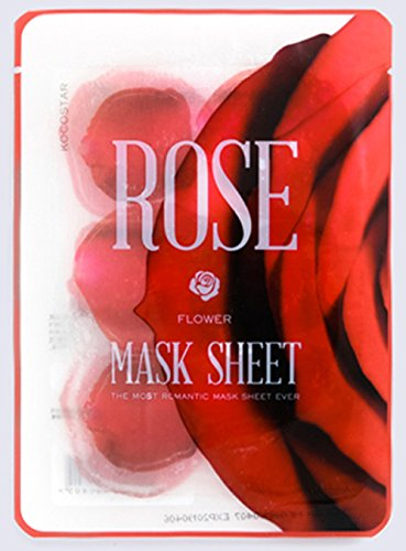Kocostar - Flower Petal Mask Sheet Rose