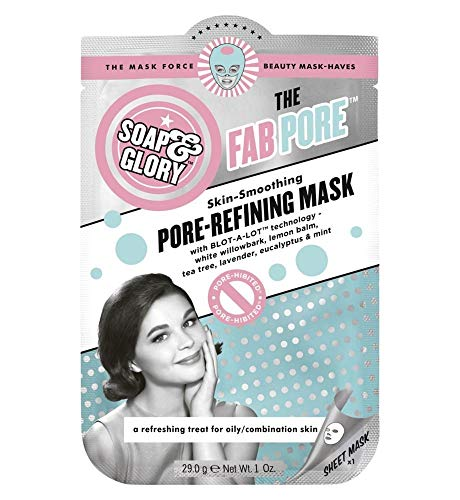 Soap & Glory - Soap & Glory The Fab Pore Pore-refining Sheet Mask