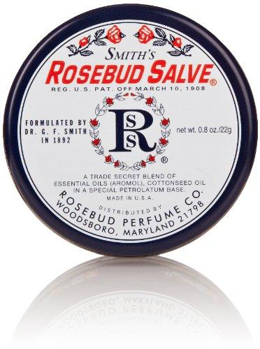 Rosebud - Rosebud Salve Tin, 0.8 Oz