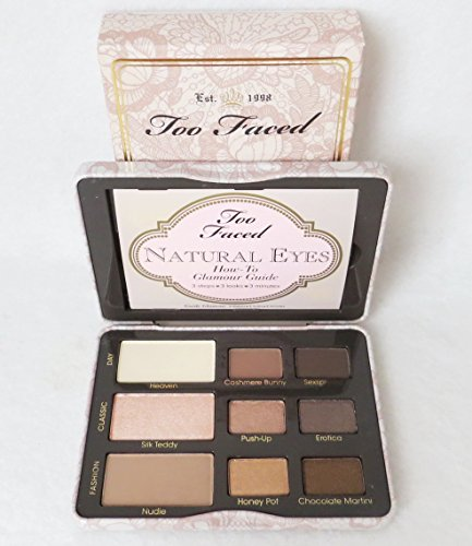 Toofaced - Natural Eye Shadow Collection