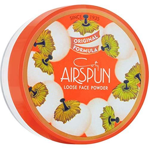 Air Spun - Coty Airspun Loose Powder, Naturally Neutral, 070-11, 2.3 Ounce (6 Pack)