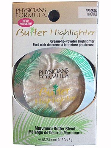 Physicians Formula - Butter Highlighter, Pearl