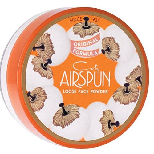 Coty - Coty AirSpun Loose Face Powder 070-24 Translucent, 2.3 oz