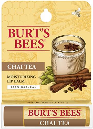 Burts Bees - Burt's Bees Chai Tea Lip Balm Blister By Burts Bees for Unisex - 0.15 Oz Lip Balm, 0.15 Ounce