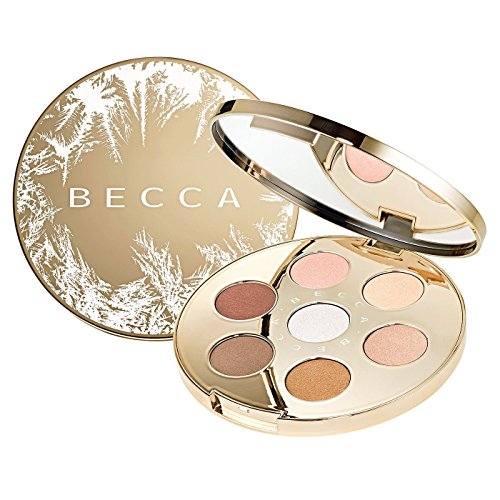 Becca by Rebecca Virtue - Becca Apres Ski Glow Collection Eye Lights Palette - 7 x 0.05 oz