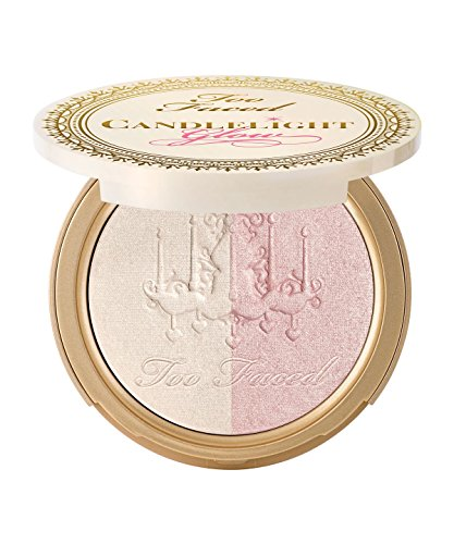 "Toofaced - Candlelight Glow Highlighting Powder Duo ""Rosy Glow"""
