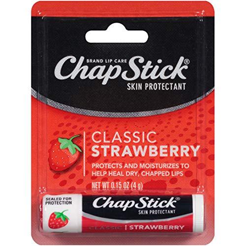 Chapstick - ChapStick Lip Balm Strawberry 0.15 oz