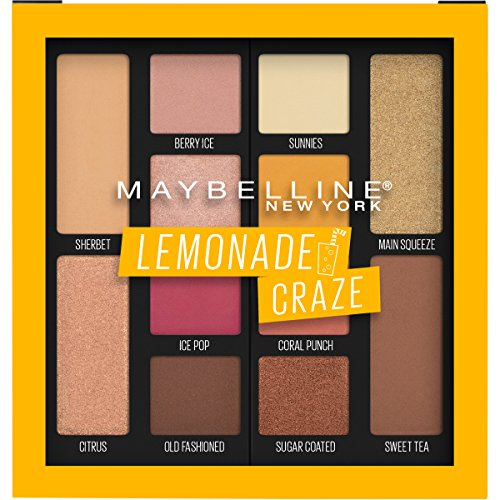 Maybelline - Lemonade Craze,  Eyeshadow Palette Makeup