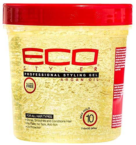 Eco Style - Styling Gel, Argan Oil