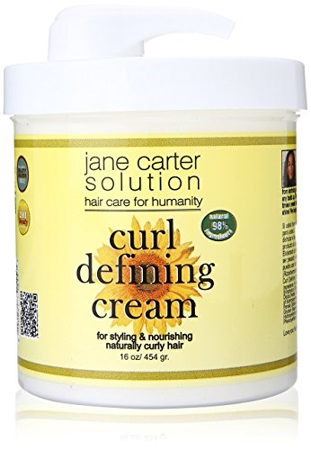 Jane Carter Solution - Jane Carter Solution Curl Defining Cream, 16 Ounce