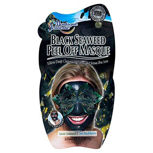 7Th Heaven - Black Seaweed Peel Off Masque