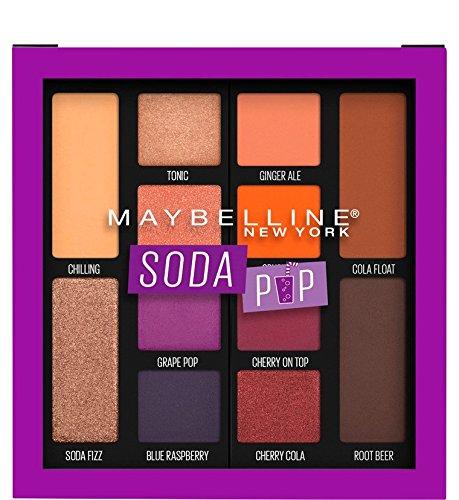 Maybelline New York - Eyeshadow Palette Makeup, Soda Pop