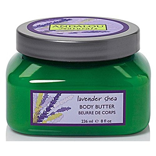 Andalou Naturals - Andalou Naturals Lavender Shea Firming Body Butter 8 Ounce