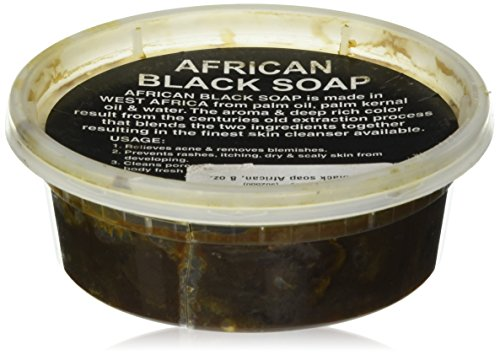 Nature and herbs - African Black Soap paste 8 oz