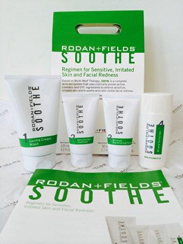 Rodan+Fields - Rodan and Fields Soothe Regimen for Sensitive, Irritated Skin and Facial Redness