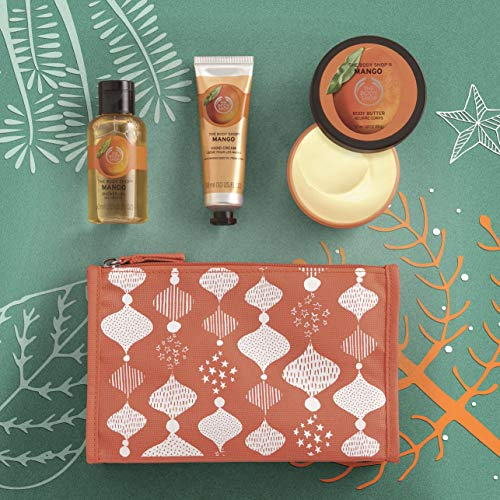 The Body Shop - The Body Shop Mango Beauty Bag