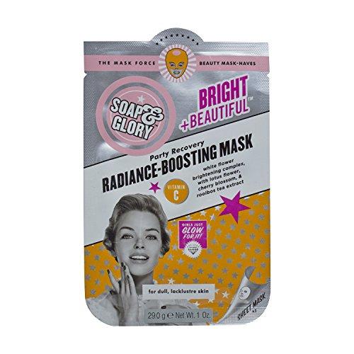 Soap & Glory - Soap & Glory Bright & Beautiful Radiance-Boosting Mask - 1oz