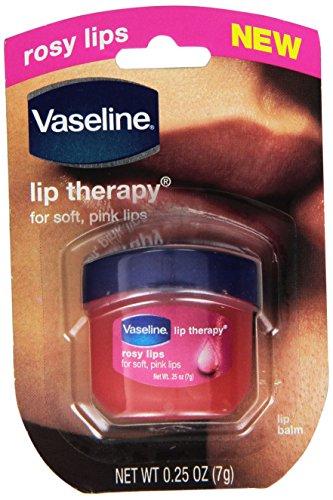 Vaseline - Vaseline Lip Therapy, Rosy Lips, 0.25 Oz