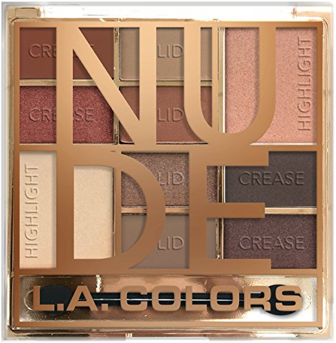 L. A. Colors - L.A. Colors Shimmering Loose Eye Shadow 115 Sunshine