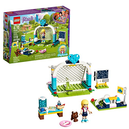 Lego - LEGO Friends Stephanie's Soccer Practice 41330 Building Set (119 Piece)