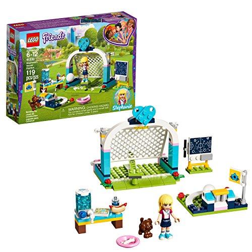 Lego - LEGO Friends Stephanie's Soccer Practice 41330 Building Set (119 Piece)