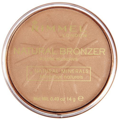 Rimmel - Rimmel London Natural Bronzer, Sun Bronze [022] 0.49 oz (Pack of 2)